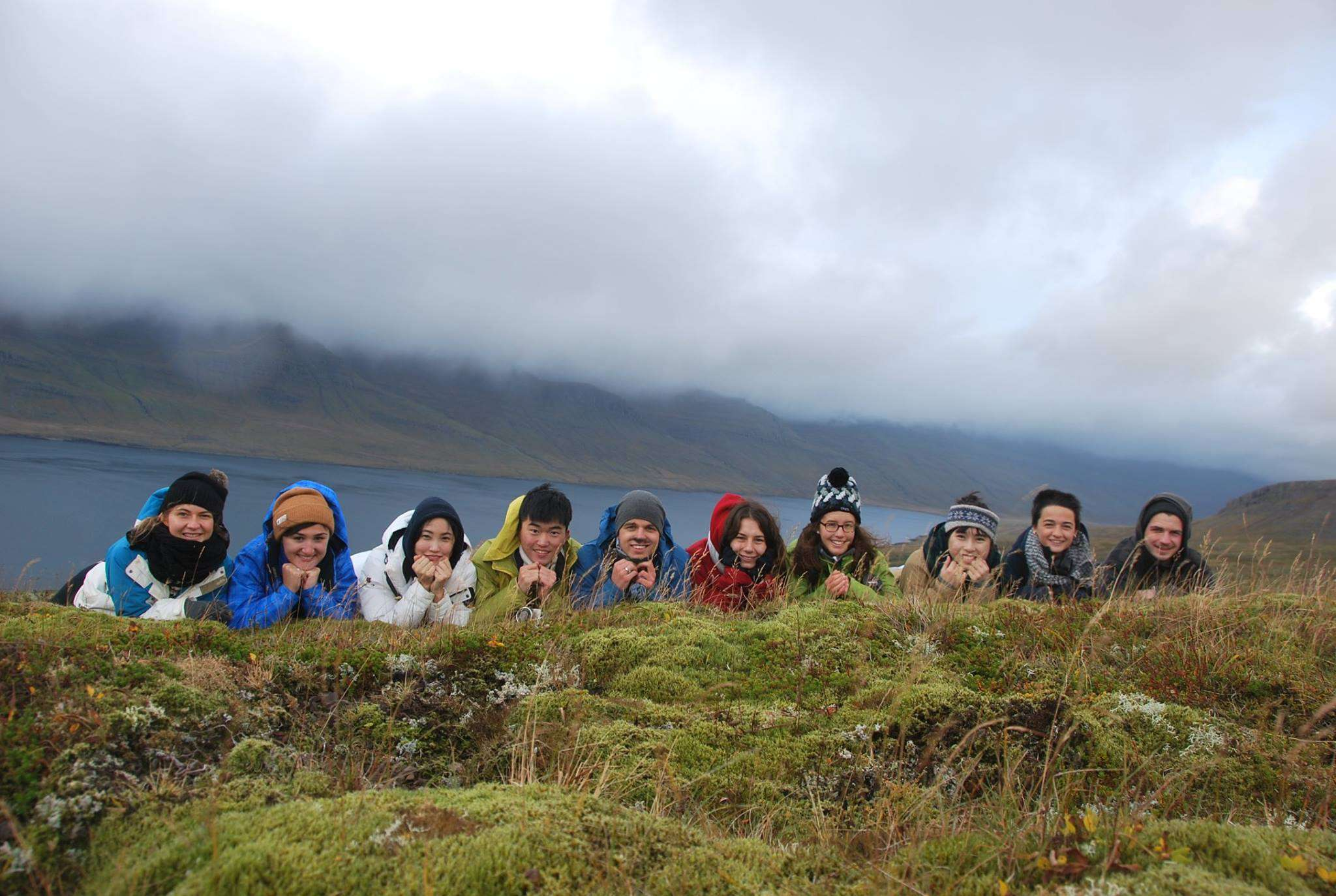JAVVA Chantiers Internationaux étranger- Islande