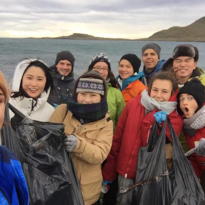JAVVA Chantiers Internationaux étranger- Islande (ELena)