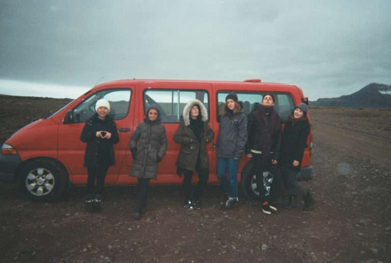 JAVVA chantier Islande